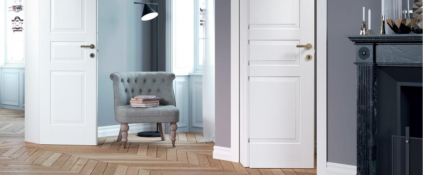 Porte Interne Minimal - Collezione FL Suite - FerreroLegno
