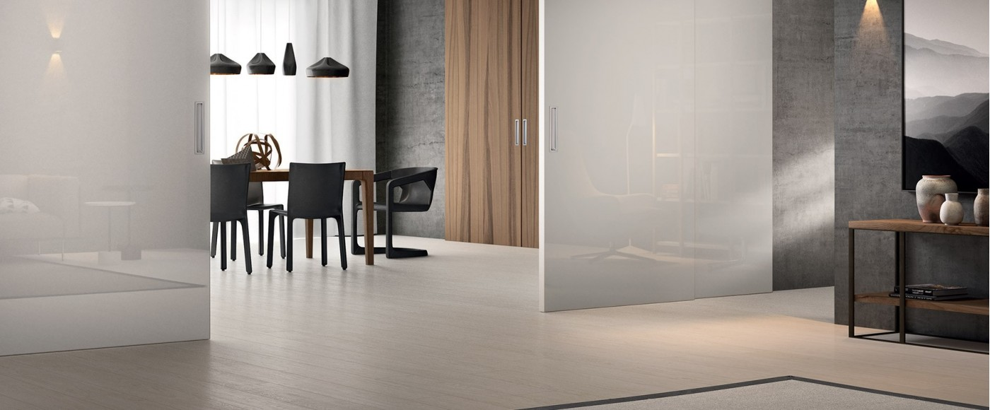 Ferrero Legno Scenario Premium Collection - Italian Wooden Doors