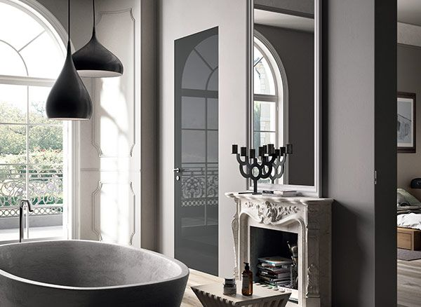 Glossy Lacquered doors