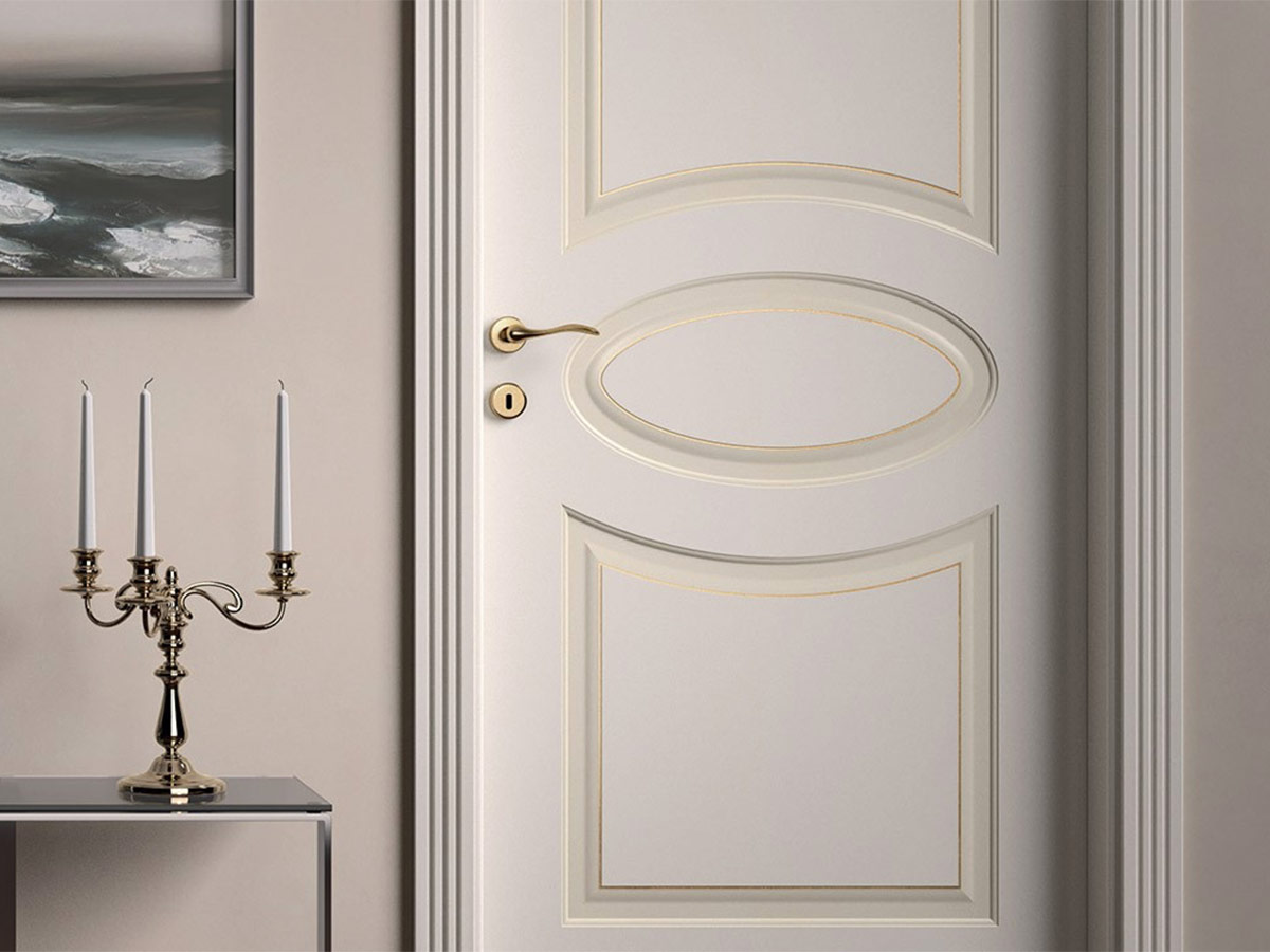 High quality doors in wood, glass, laminate