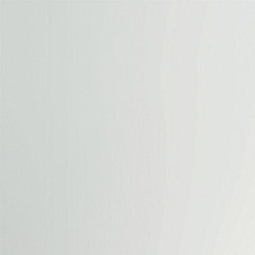 Trasparente / Satinato Bianco