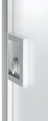 Lock with privacy set <span>for Cristal Frame</span>