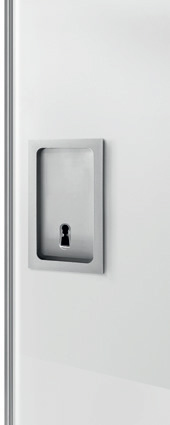 Lock with key hole <span>for Cristal Premium Scrighi</span>