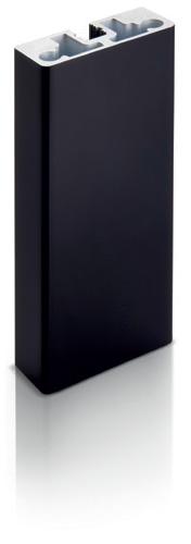 Lacquered nero