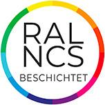 RAL/NCS Beschichtet