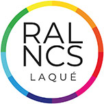 RAL/NCS Laqué