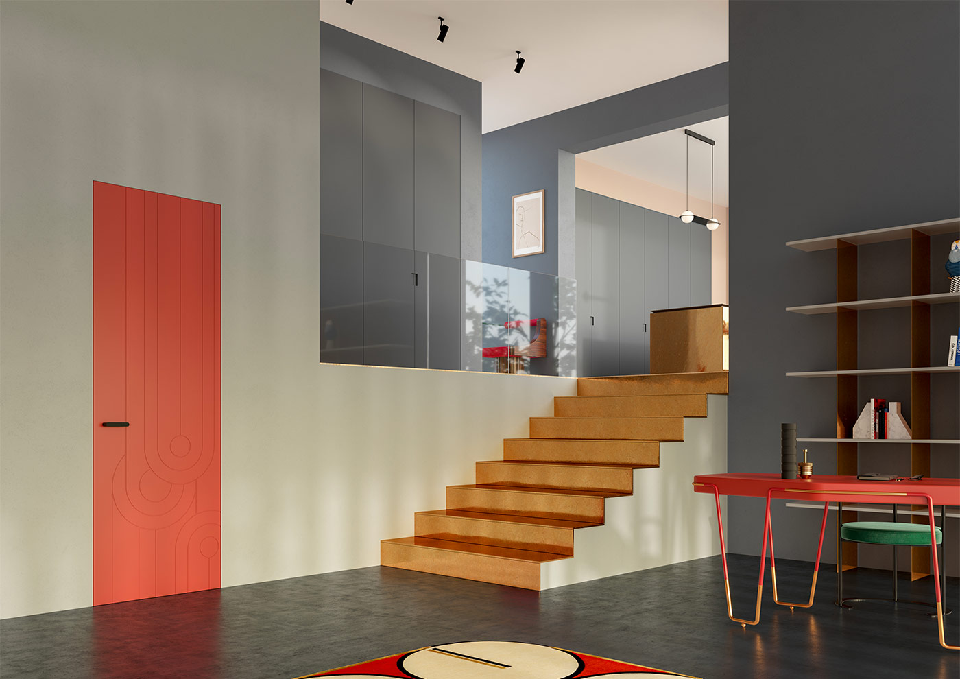 Colours and finishes: the ideal palette for 2021